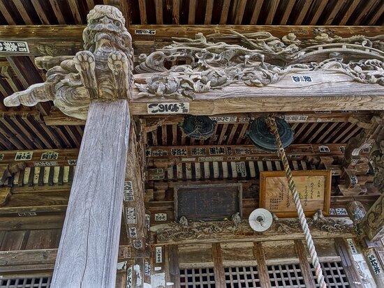 Fukusho-ji Temple Takase Kannon