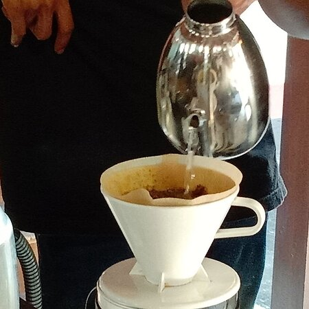 JM60 is one best coffee method, you must try