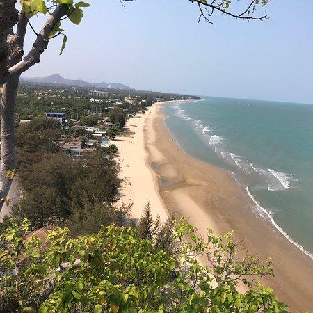 برانبورى, تايلاند: Pranburi Beach by Huahin trip