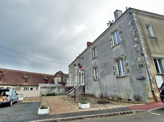 Église Saint-pierre-es-liens De Cussay