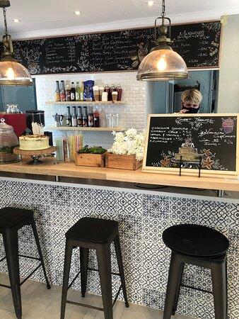 Superb cafe in Fourways