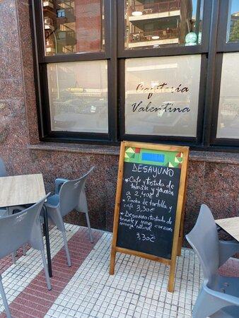 Cafetería Valentina