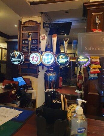 Doctor Duncan's Pub along St John's Lane.