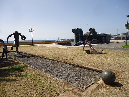 Monumento ao Jogador de Futebol
