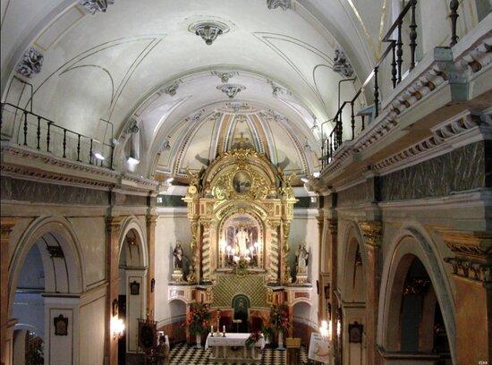 Iglesia De San Vicente Mártir De Benimàmet