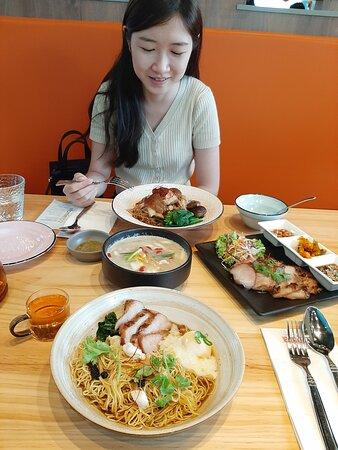 Amazing take on modern Chinese fusion cuisine
