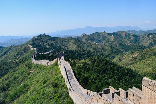 Group Great Wall Hiking Tour from Jinshanling to Simatai West: the great wall