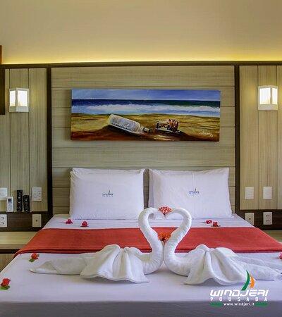 Venha, sinta-se em casa.  Pousada WindJeri - Praia de Jericoacoara 📞+55 (88) 9 9655 3411 📧 pousada@windjeri.it 💻 www.windjeri.it  #pousada #windjeri #jericoacoara #vemprajeri #hospedagem #jeri #windsurf