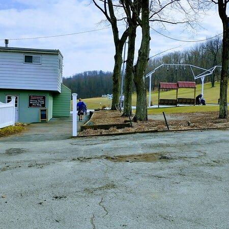 South Park Township, Pennsylvania:: Driving range