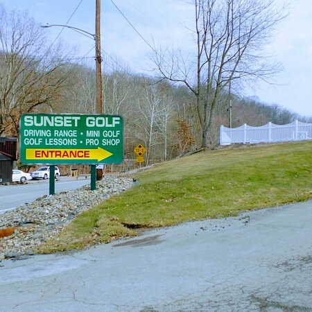 South Park Township, Pennsylvania:: Entry sign