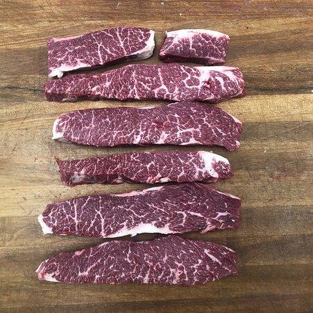 Dry Aged Denver Steaks