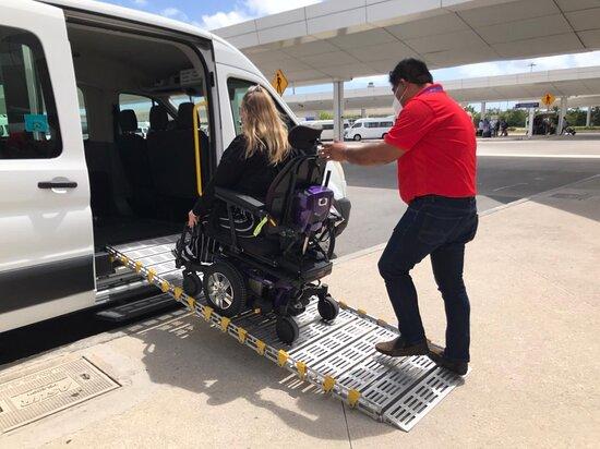 For Handicap Travelers