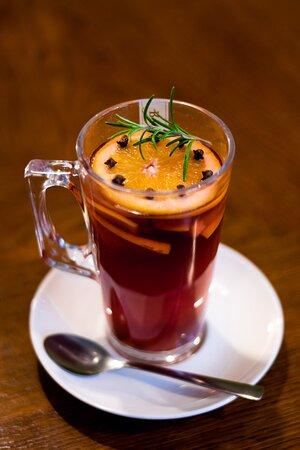 Herbata Zimowa z owocami