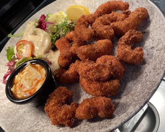One of our Best Selling Dishes - 'Panko Prawns'