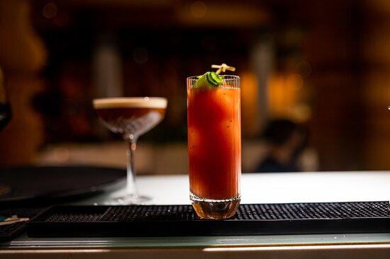 Bloody Mary & Espresso Martini