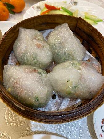 Chiuchow-style dumpling