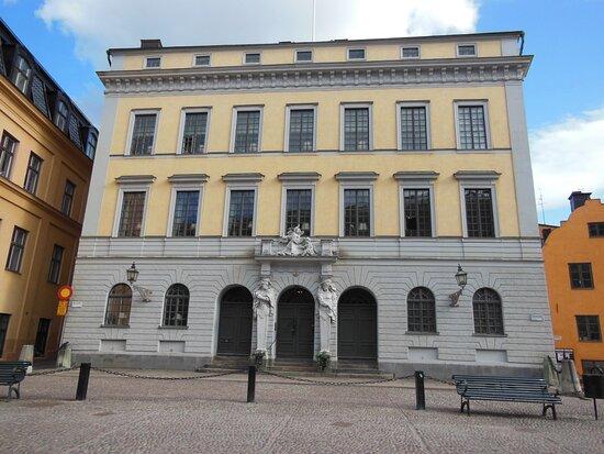 Tessin Palace