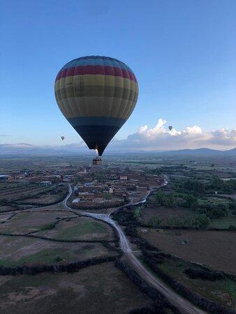 What to do in Marrakech, Marrakech hot balloon