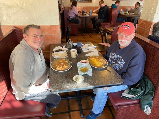 We have been coming here years for breakfast.. Delicious food and great service.