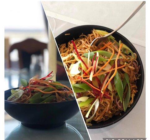 Veg Haka Noodles