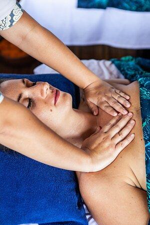 Balinese massage at Flying Bamboo Spa
