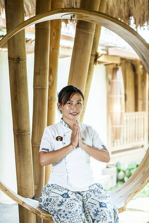 Welcome to Flying Bamboo Spa at Blue Karma Hotel Ubud