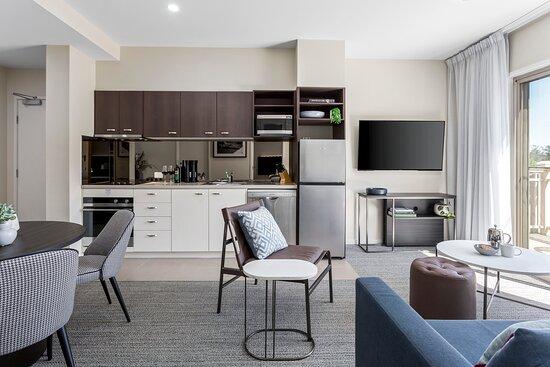Quest Echuca Studio Apartment Kitchen - Picture of Quest Echuca - Tripadvisor