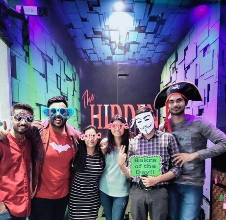 These team had it all - Friendship! Fun! Weekend Adventure!  What are you waiting for? Heads up to The Hidden Hour! Experience adventure with your group.
