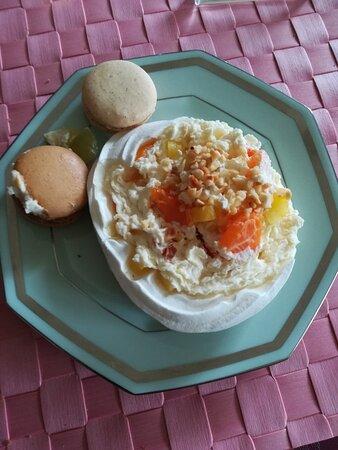 Déjeuner traiteur consommé à la maison à cause du COVID