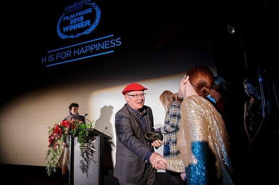 Busselton, Australia: CinefestOZ Film Prize Winner 2019 'H is for Happiness'