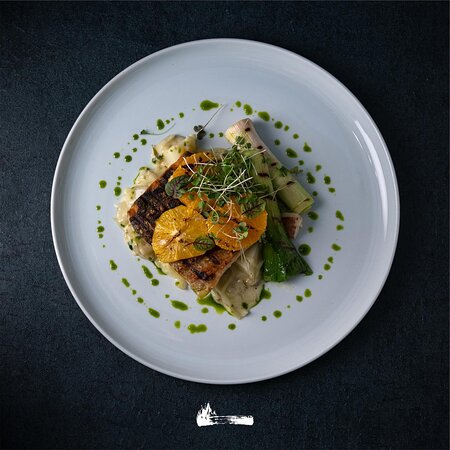sturgeon fish fillet
