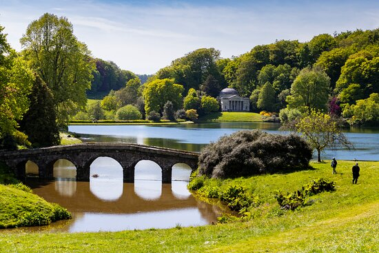 Stourhead House and Garden
