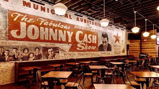Johnny Cash S Kitchen Saloon Nashville Menu Preise Restaurant Bewertungen Tripadvisor