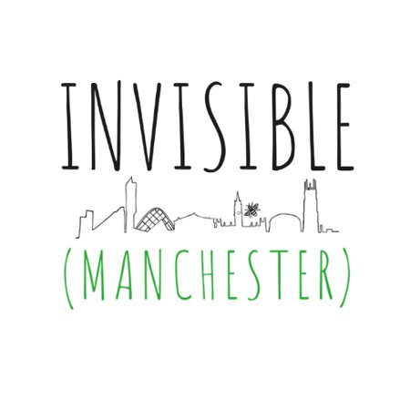 Our logo of Invisible Manchester