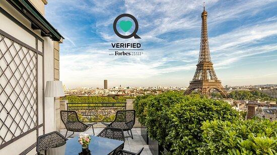 Shangri-La Paris, hôtels à Paris