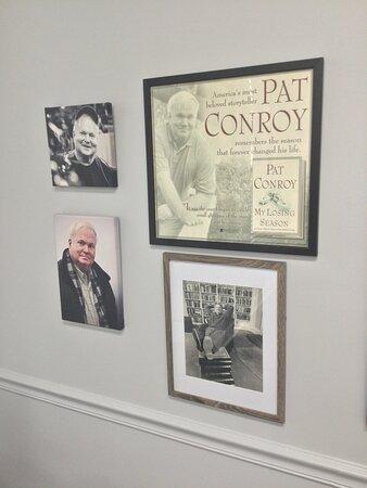 Pat Conroy Literary Center www.patconroyliterarycenter.org