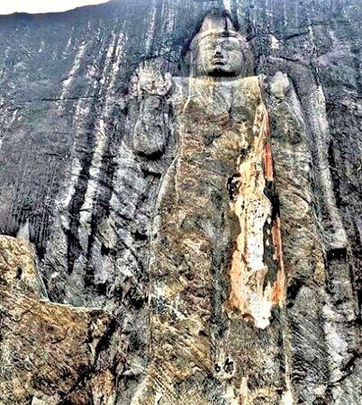Yala National Park, Sri Lanka: Buduruwagala 89
