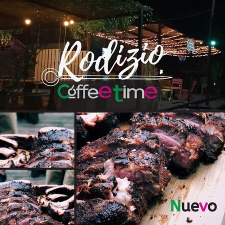 Nuevo Rodizio en Coffee Time Villeta  Fines de semana, ven y prueba lo nuevo de Coffee Time... Rodizio Coffee Time!