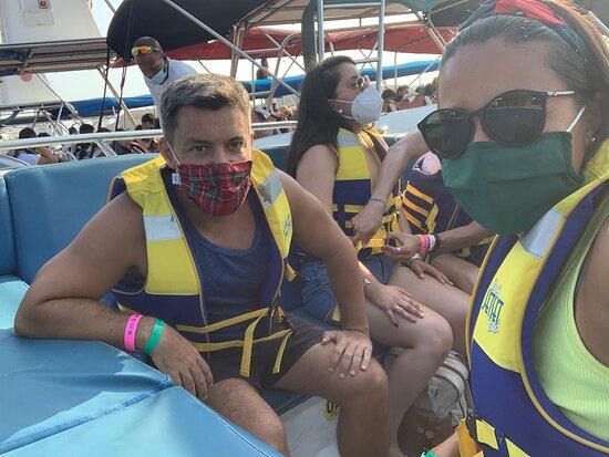 Playa Blanca and Boat ride around the Rosario Islands: Salida desde Cartagena