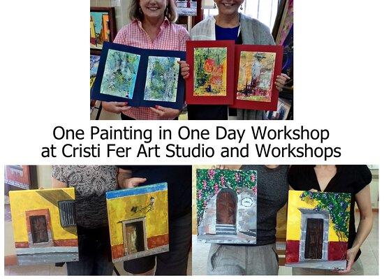 Cristi Fer Art Studio and Workshops