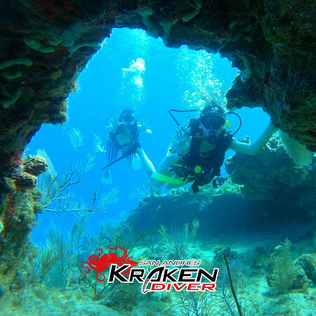 Kraken Diver San Andrés