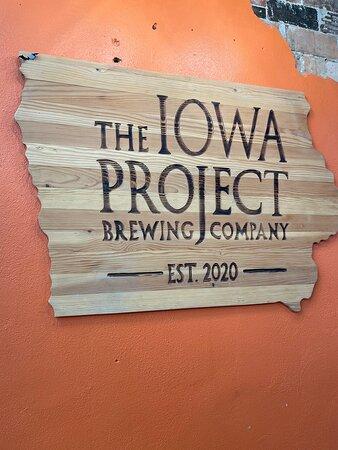 Great New Addition to the Iowa Brew pub sean