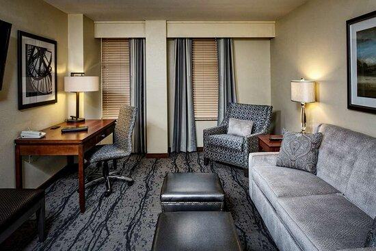 Platinum Suite Sitting Area