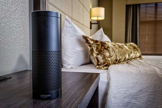 Amazon Alexa in Suites