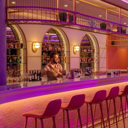 A California-inspired restaurant and bar.