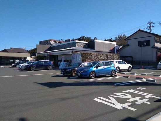 駐車場も完備