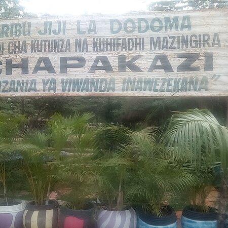 Mbeya Region, Tanzanija: Different designation of Tanzania