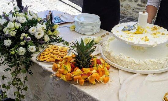 Monte Santa Maria Tiberina, Itália: WEDDING