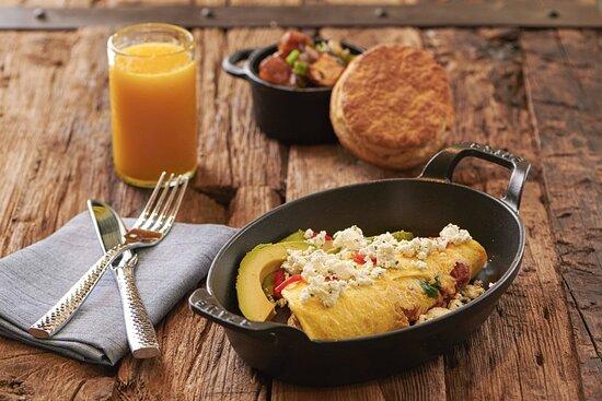 97 West Kitchen & Bar - Breakfast