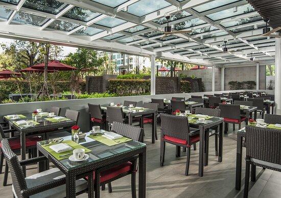 Mosaic Restaurant Outdoor